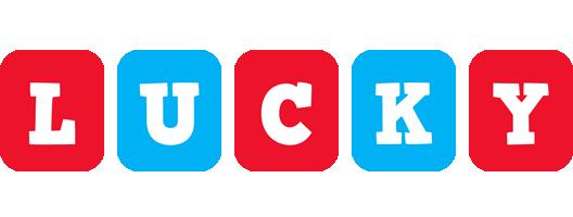 Lucky diesel logo