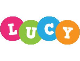 Lucy friends logo