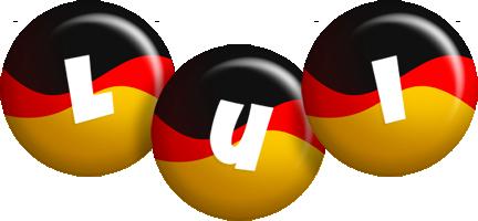Lui german logo