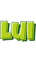 Lui summer logo