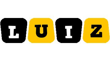 Luiz boots logo