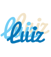 Luiz breeze logo
