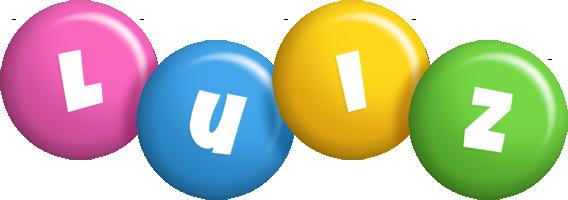 Luiz candy logo