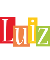 Luiz colors logo