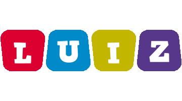 Luiz kiddo logo