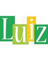 Luiz lemonade logo