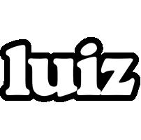 Luiz panda logo