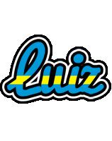 Luiz sweden logo