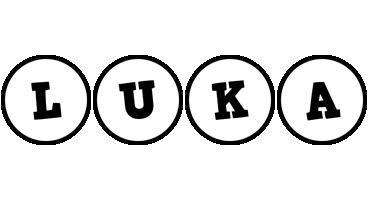 Luka handy logo