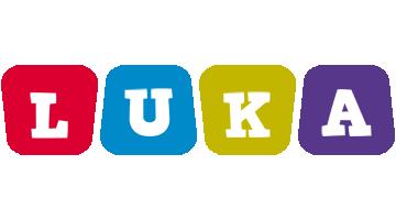 Luka kiddo logo