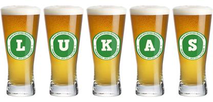 Lukas lager logo
