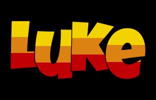 Luke jungle logo