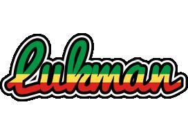 Lukman african logo