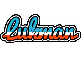 Lukman america logo