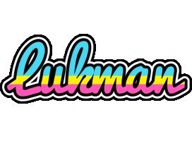 Lukman circus logo