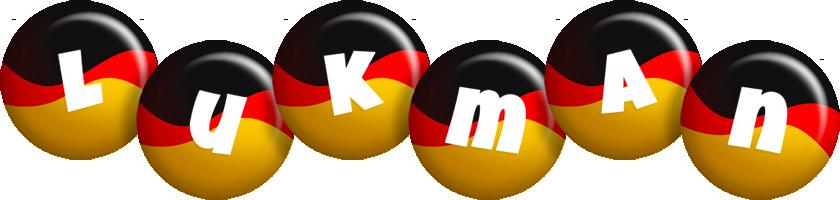 Lukman german logo