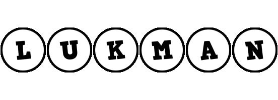 Lukman handy logo
