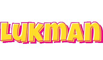 Lukman kaboom logo
