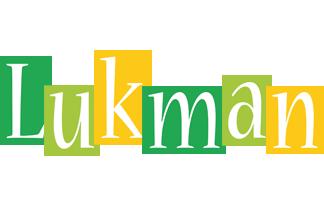 Lukman lemonade logo