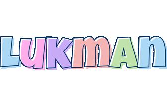 Lukman pastel logo