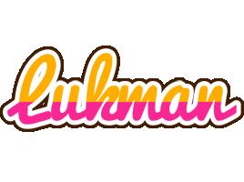 Lukman smoothie logo