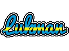 Lukman sweden logo