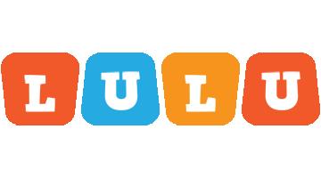 Lulu comics logo