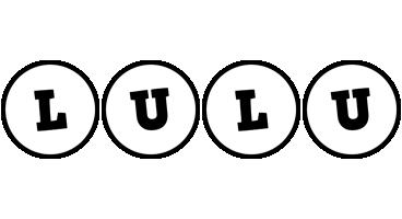 Lulu handy logo