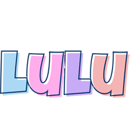 Lulu pastel logo