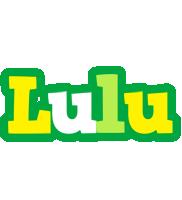 Lulu soccer logo