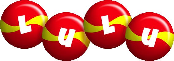 Lulu spain logo