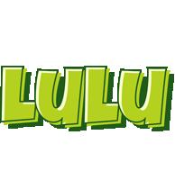 Lulu summer logo