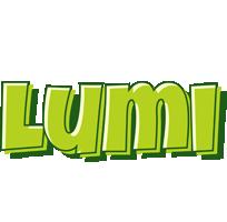 Lumi summer logo