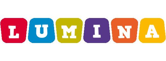 Lumina kiddo logo