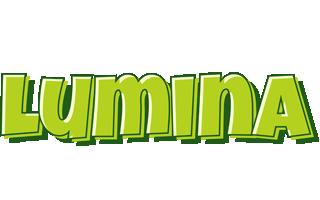 Lumina summer logo