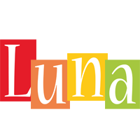 Luna colors logo