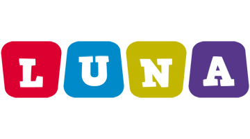Luna kiddo logo