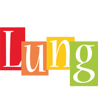 Lung colors logo