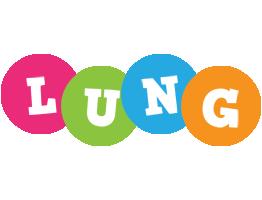 Lung friends logo