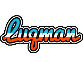 Luqman america logo