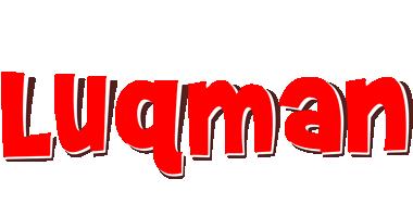 Luqman basket logo