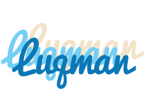 Luqman breeze logo