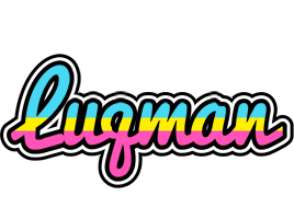 Luqman circus logo