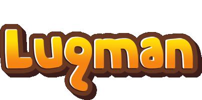 Luqman cookies logo