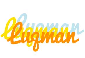 Luqman energy logo