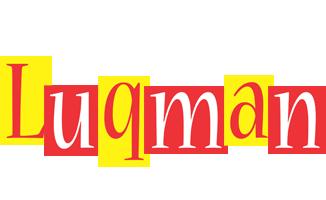 Luqman errors logo