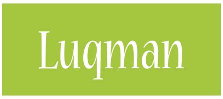 Luqman family logo