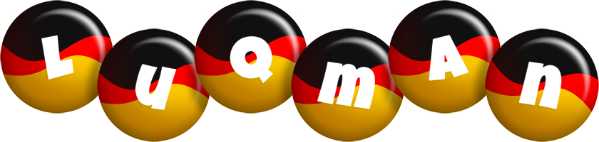 Luqman german logo