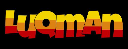 Luqman jungle logo