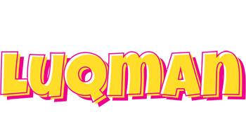 Luqman kaboom logo